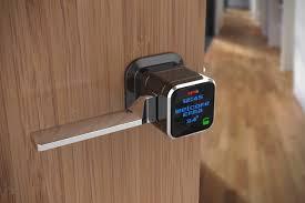 smart front door locksGenie Smart Lock 249  Gadgets  Pinterest  Smartphone Tech