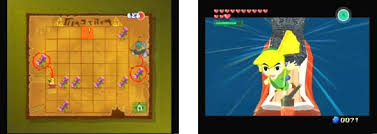 Triforce Charts Triforce Quest The Legend Of Zelda The Wind Waker Wiki