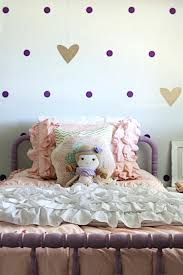 little girls bedroom girl purple gold makeover pretty and lots of childrens rugs uk