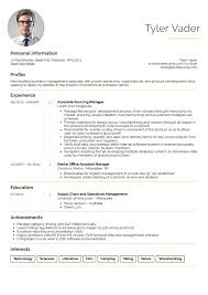 Business Management Resume Updated Business Management Graduate Cv ...