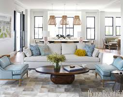 Navy Blue Living Room Interesting Quick Decorating Changes Oval Coffee Tables Open Floor And With Navy