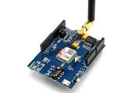 <b>SIM800C GPRS</b>/<b>GSM</b> Shield for Arduino in elecrow