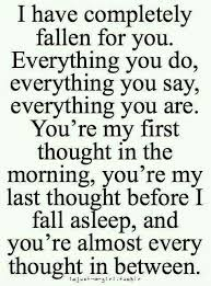 In Love Quotes Custom Best 48 Falling In Love Quotes Ideas On Pinterest Sappy Love
