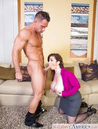 Stunning milf Sara Jay is getting fucked by her lovely boss.