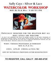 May Workshop Flier 21858