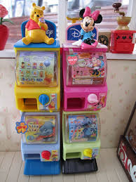 Mini Vending Machine Toy Magnificent Disney Trinket Machines Mini Vending Machine Miniatures And