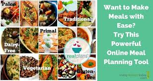 Meals Are An Ease With This Online Meal Planning Tool