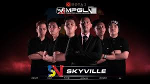 MPGL8 Dota Roster Reveal: Skyville - Mineski.net