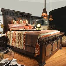 Collection Rustic Old World Bedroom Furniture ...