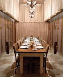 Private Dining Rooms Decoration