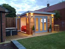 office garden shed. Am Very Much Liking This Posh Shed Would Love As New Office Garden