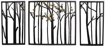 garden wall plaques outdoor outside wall art decor large wall with latest outdoor metal wall art