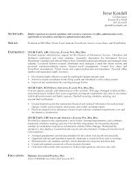 Resume Sample For Secretary Unit Secretary Resume Unit Secretary Resume Hospital Unit Secretary