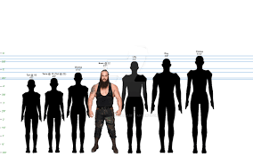 Did You Know Strowman Stands Only Five Foot Six Without