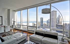 Modern Innovative 3 Bedroom Apartments For Rent In Chicago Trump Tower  Chicago Condos For Rent Gold Coast Realty