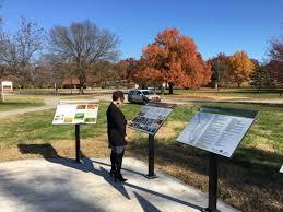 New Interpretive Signs Greet Kansas Byway Travelers Fort