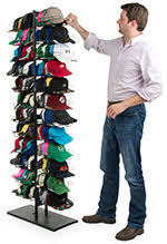 double-sided hat display