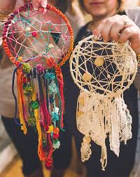 Dream Catchers Make Your Own Make Your Own Dreamcatcher Crafting Night Hostess with the Mostess 43