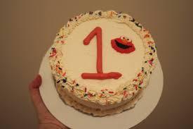 Julie Bakes Elmo Smash Cake