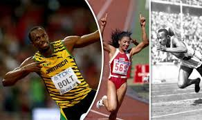 Usain Bolt Diet Chart In Hindi Usain Bolt To Jesse Owens Top 10 Fastest Olympic Runners Of