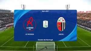 PES 2021 | LR Vicenza vs Ascoli - Italy Serie B | 19/12/2020