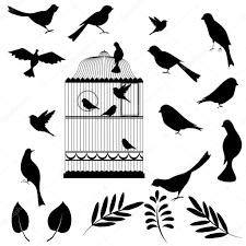 鳥籠のベクトル イラスト ストックベクター Bastinda18 103498052