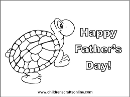 Dad will love seeing how they decorated the card, and. Printable Fathers Day Cards To Color Coloring Home