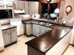 redo laminate countertops how to paint bout s painting laminate counters look like granite resurfacing laminate