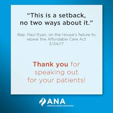 rn action rnaction twitter nurses flood congress thousands of calls from across the country ahca was stopped for now coincidence thank you nurses pic twitter com