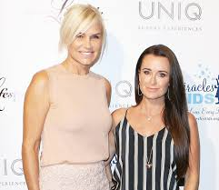 Yolanda Foster Hairstyle kyle richards rhobh costar yolanda foster is very hard to get 1158 by wearticles.com