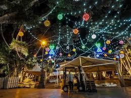 Christmas Lights Santa Cruz How To Have A Magical Christmas In Tenerife
