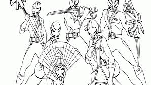 Compromise Power Rangers Coloring Page Joyous Ranger Color Colouring