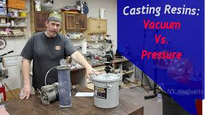 can i use vacuum instead of a pressure pot to cast resins with you