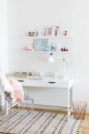 desk ideas for bedrooms. Wonderful Ideas A Pretty Bright And Light Home In Nova Scotia White Desk DecorWhite  In Ideas For Bedrooms E