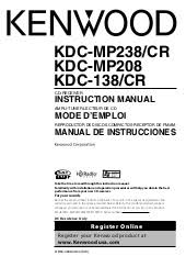 wiring diagram for kenwood kdc mp208 wiring image kdcmp238 on wiring diagram for kenwood kdc mp208