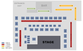 Second Stage Seating Chart Tickets Shear Madness Boston Ma At Ticketmaster