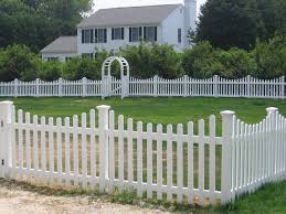 Vinyl fencing Ranch Style Why We Love Vinyl Fences Peerless Fence Vinyl Fencing Vinyl Fence Installation Baltimore Annapolis Md