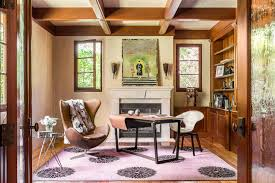 eclectic home office. Eclectic Home Office Decor Simple And Attractive - With Elegant Style Cabinet R