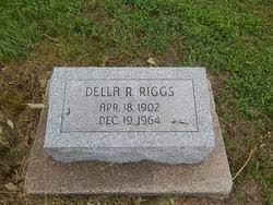 Della R Riggs (1902-1964) - Find A Grave Memorial