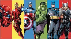 2019 7x5ft super heroes avengers spiderman superman frame custom photo studio background backdrop banner vinyl 220cm x 150cm from backdropsupplier