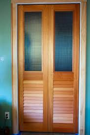 slatted doors. Glass Louvered Doors Custom Over Bifold 800 Favored Slatted