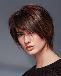 Round Face Short Haircuts قصات شعر قصير للوجه المستدير