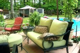 image of better homes and gardens patio cushions