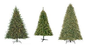 Beautiful Artificial Trees  Southern LivingArtificial Christmas Tree Without Lights