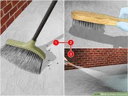 image titled paint concrete step 1