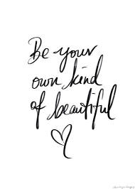 Be Beautiful Quotes