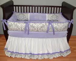 brooklyn lavender baby bedding
