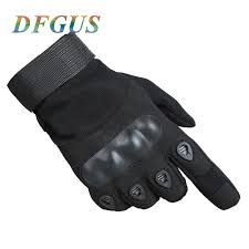 men s army tactical gloves man full finger gloves military police safety gloves sd dry anti slippery leather tactical gloves