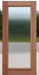 shown on shaker doors reed glass for full lite door