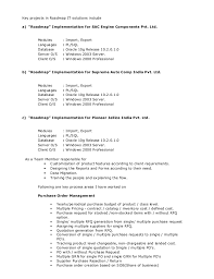 Sql Programmer Sample Resume Amazing Oracle Developer Resumes Engneeuforicco